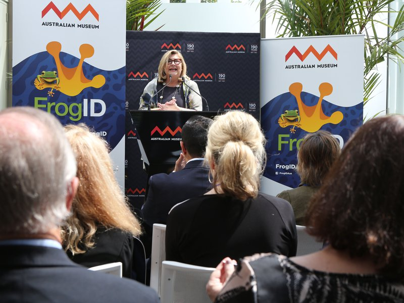 FrogID Sydney Launch