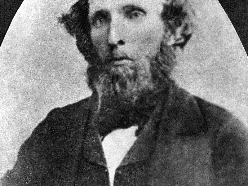 William Sheridan Wall, Curator, 1844-1858