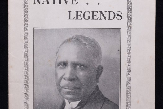 Native Legends book cover
