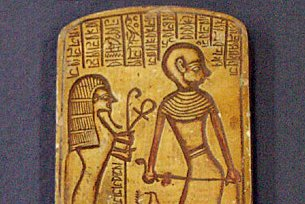 The Painter in ancient Egypt - The Australian Museum