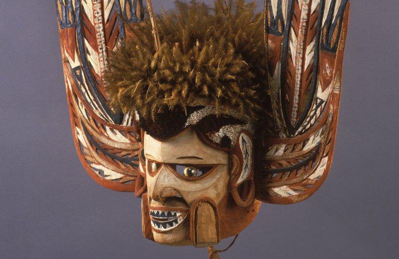 Malagan mask