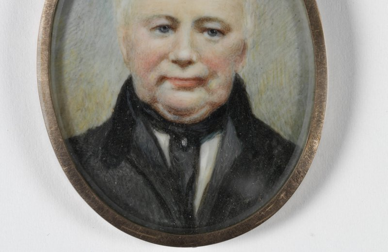 Portrait of William Lawson.