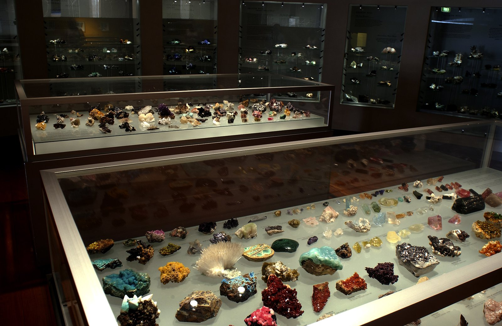 Chapman Mineral Collection