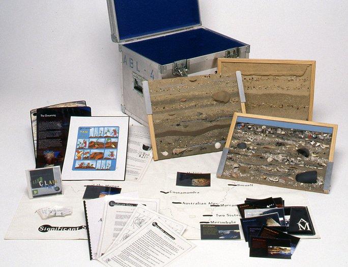 Museum in a Box - Aboriginal Land