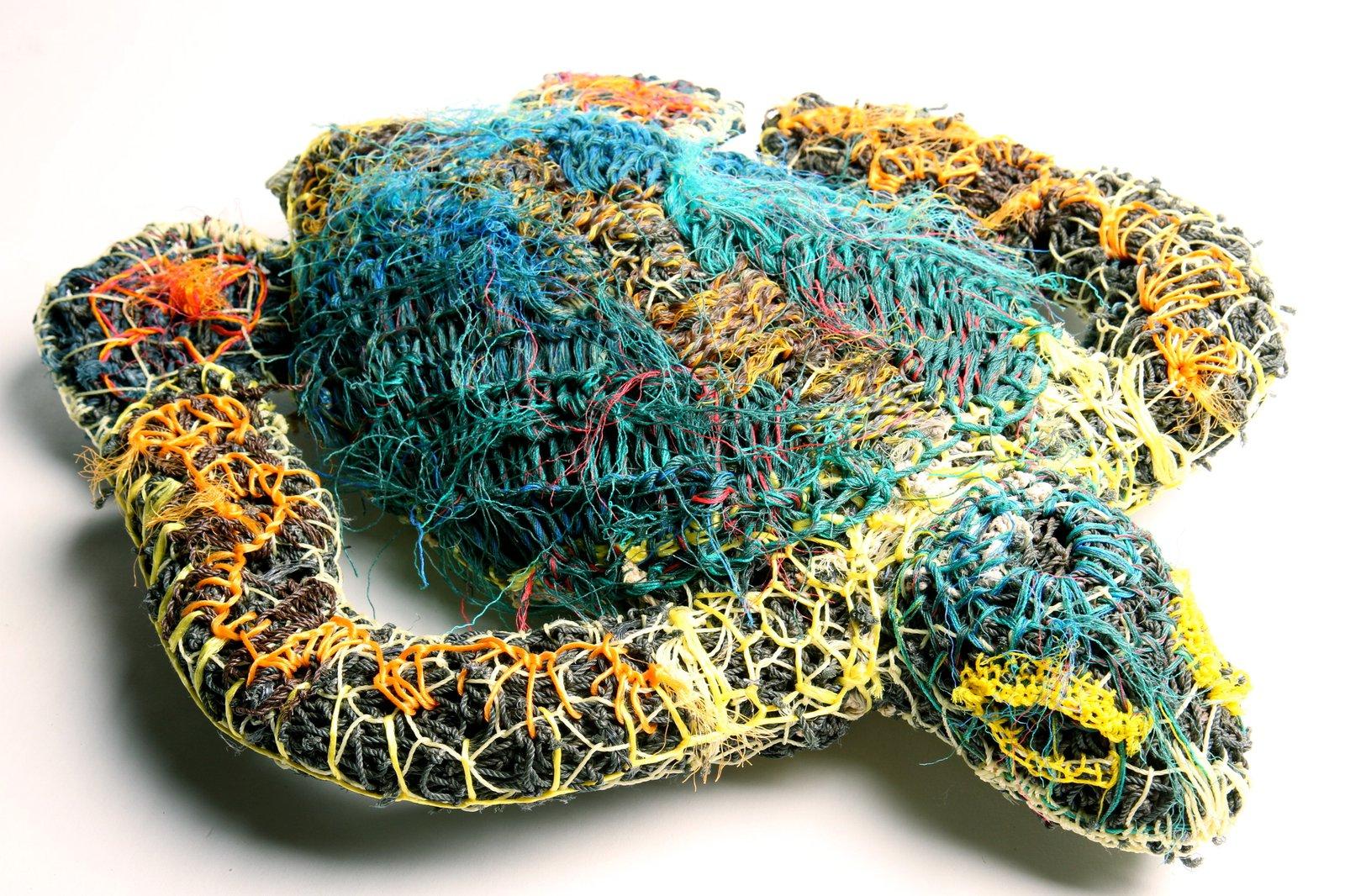 E095503 - Ghost Net Turtle