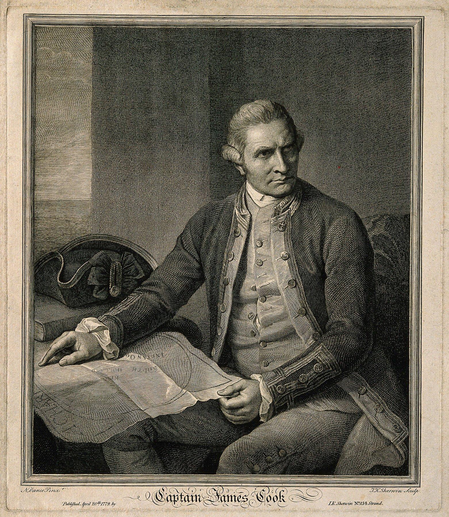 V0001221 James Cook.