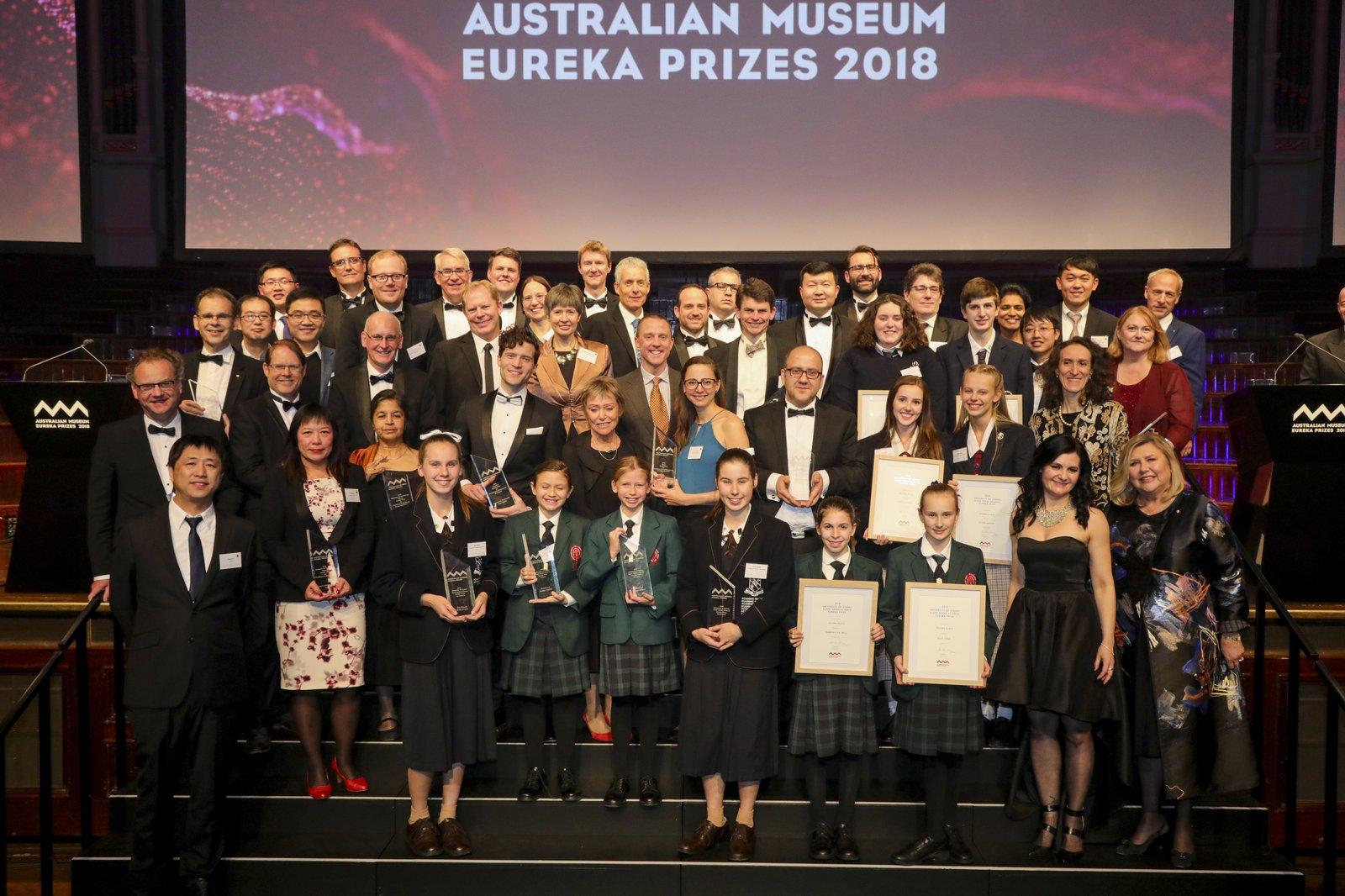 Image result for australian museum eureka prizes