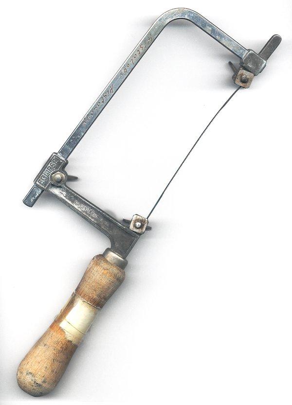 Saw - Autopsy instruments