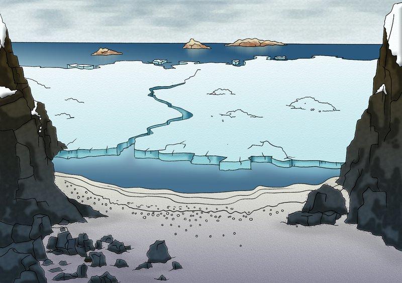 Antarctic Habitat