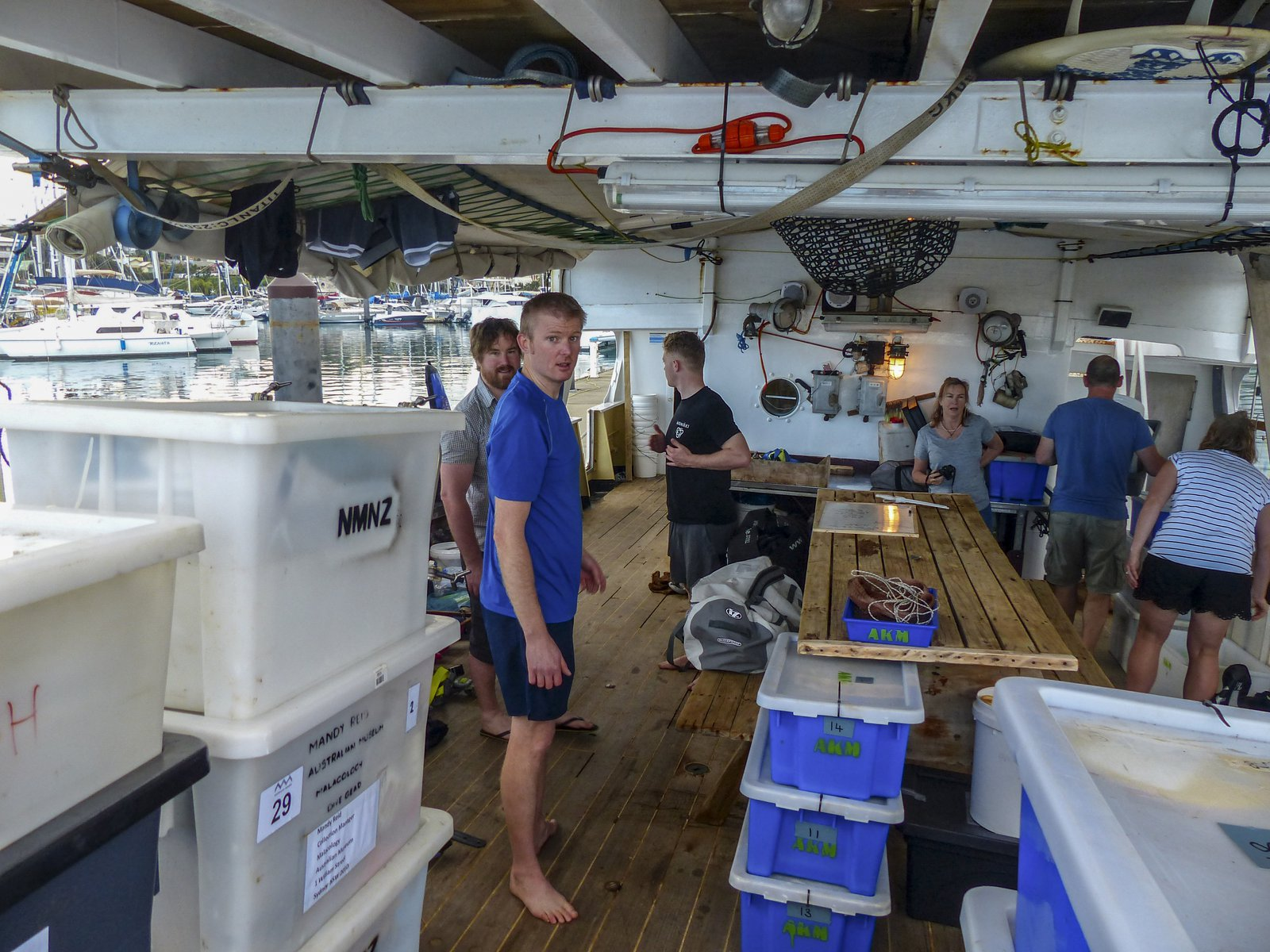 Southwest Pacific Expedition 2017