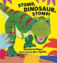 Stomp Dinosaur Stomp! bookcover