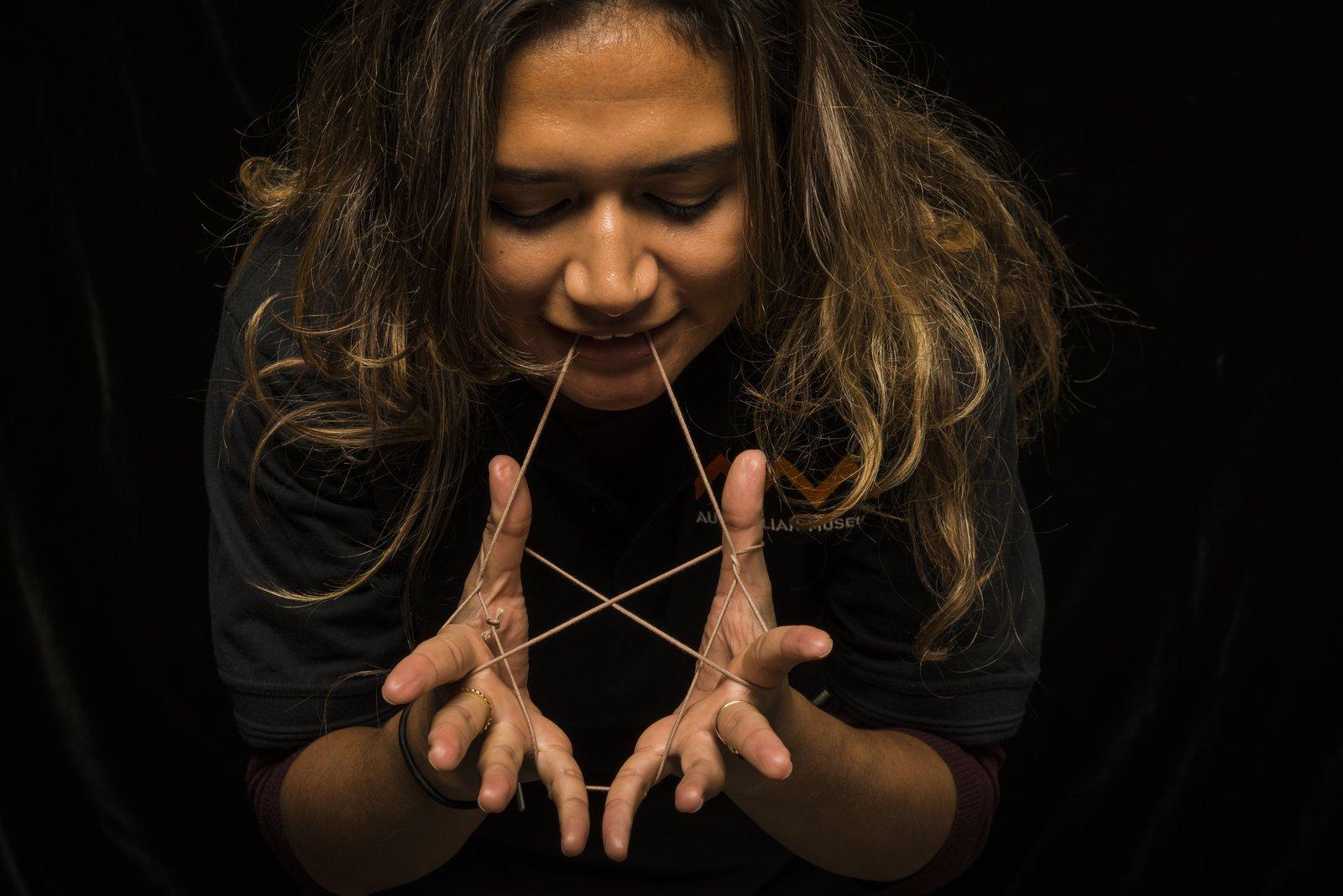 String Games - Waterhole Step 13