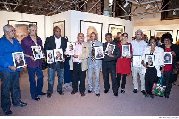 Sydney Elders, Exhibition Opening