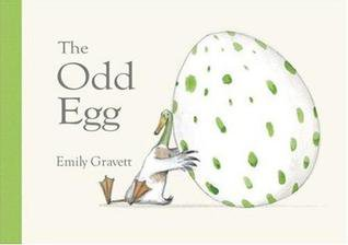 The Odd Egg bookcover