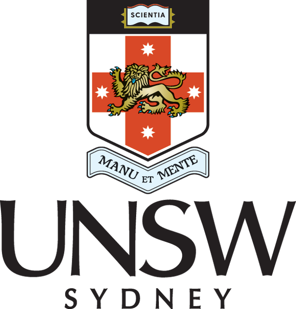 UNSW logo colour pos