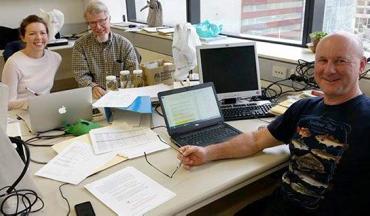 Drs Lindsay Marshall and Alan Williams