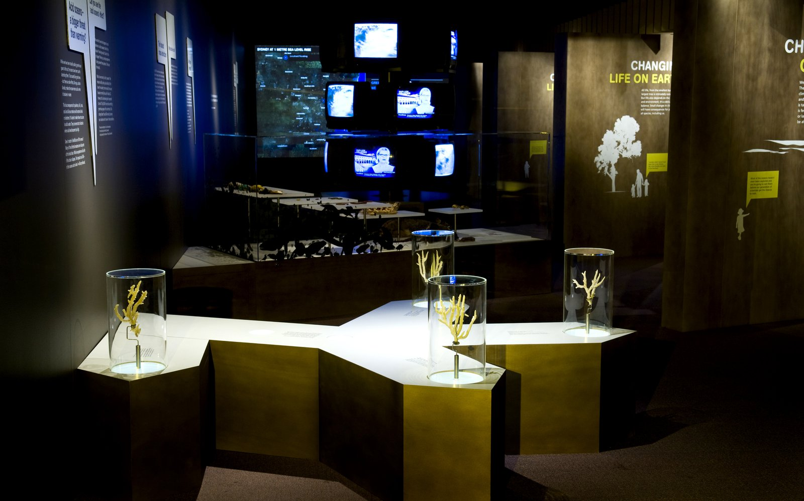 climate change exhibition