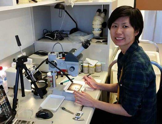 Dr Eri Katayama