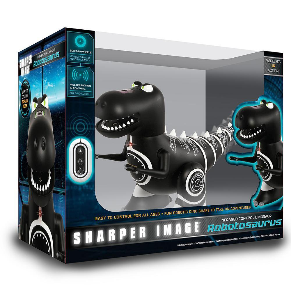 Robotosaurus in a box