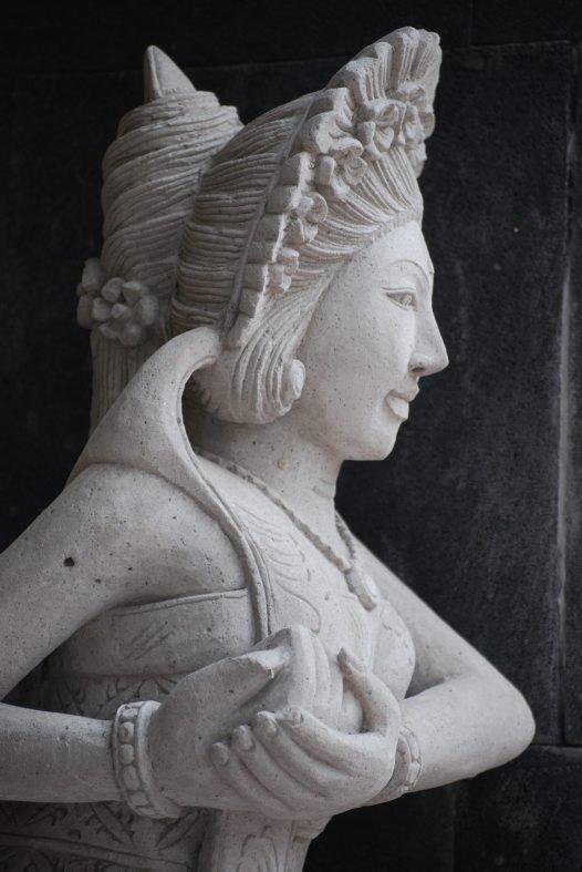 Guardian statue, Bali
