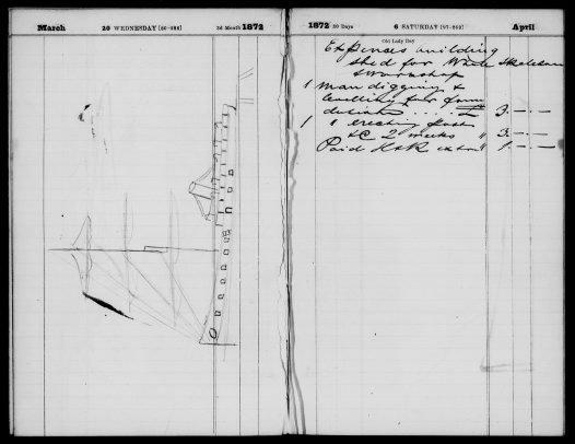 Gerard Krefft Diary Extract