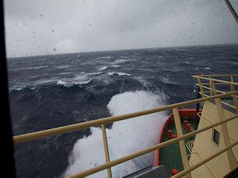 22 April: Abandon hope! (Scotia Arc Expedition 2013) #2