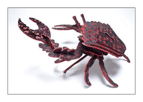 iE093909+01 - Crab sculpture by Brian Robinson