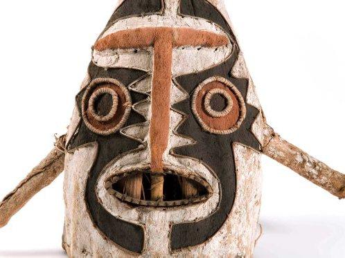 Mask - Papua New Guinea: E22244