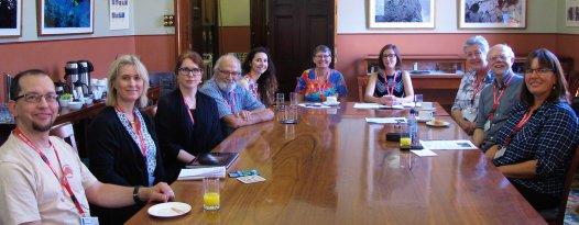 Participants of the 8th AustraLarwood Bryozoology Symposium