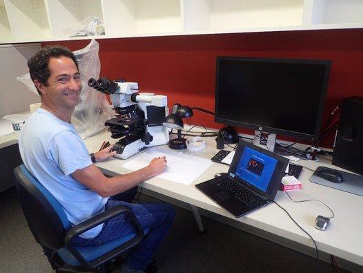 Dr José Guerra Garcia, AM Marine Invertebrates Collection