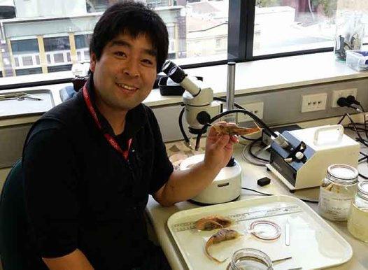 Dr Naohide Nakayama
