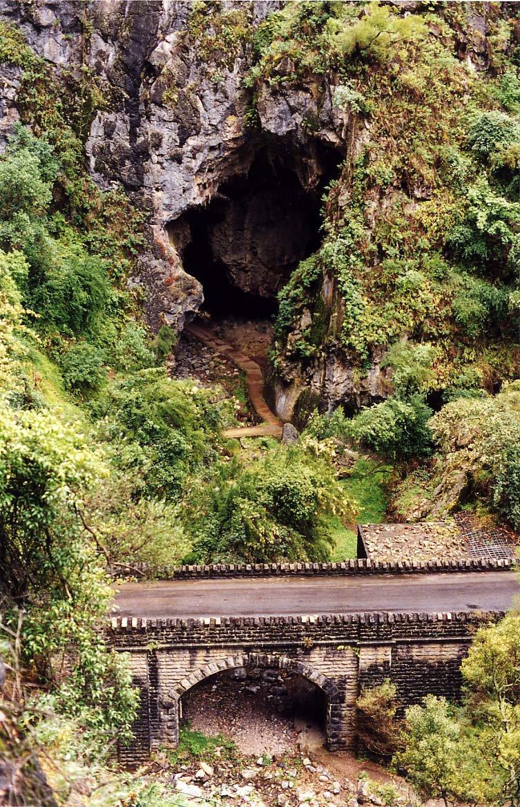 the Devil's Coach House, Jenolan Caves