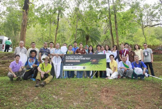 ASEAN Diptera identification workshop