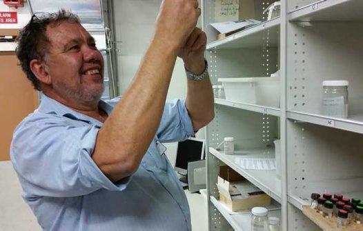 Dr Tony Miskiewicz