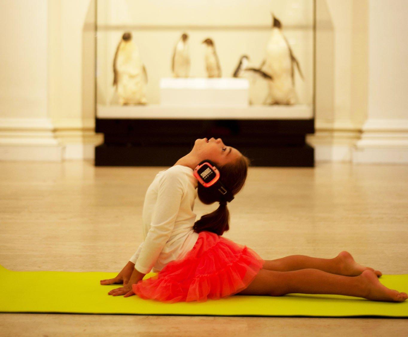 Wild Yoga for kids